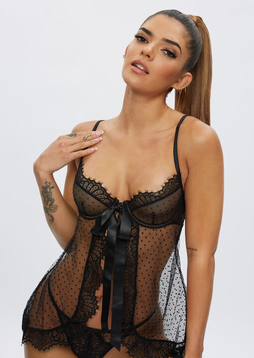 The Boudoir Babydoll image number 6.0