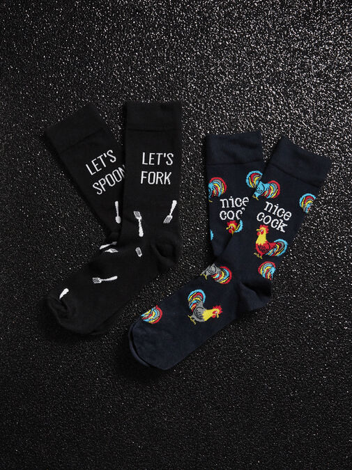 Nice Cock Socks image number 3.0