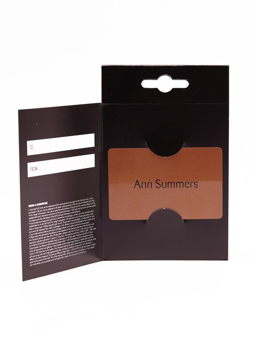 Ann Summers £10 Gift Card image number 1.0