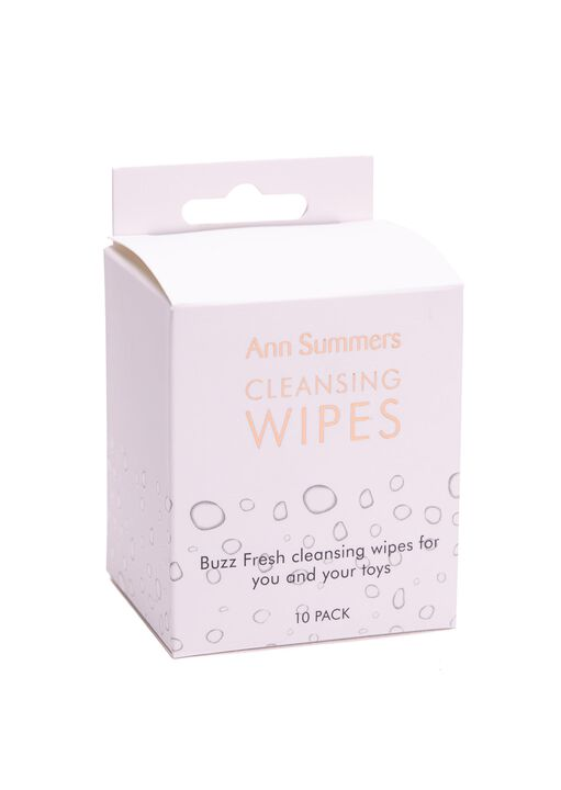 Buzz Fresh Cleansing Wipes 10 Pack image number 2.0