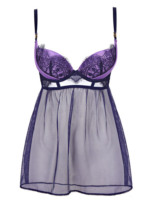 The Siren Babydoll image number 4.0