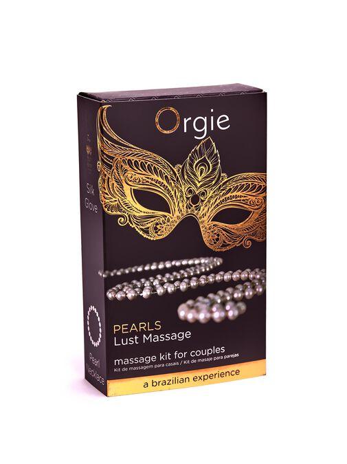 Orgie Pearls Lust Massage Kit image number 2.0