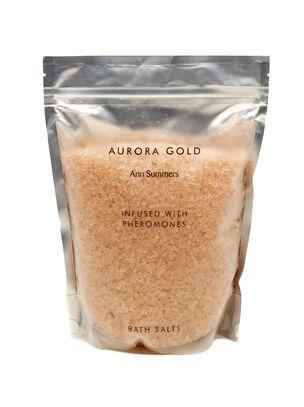 Aurora Gold Pheromone Infused bath salts 1Kg