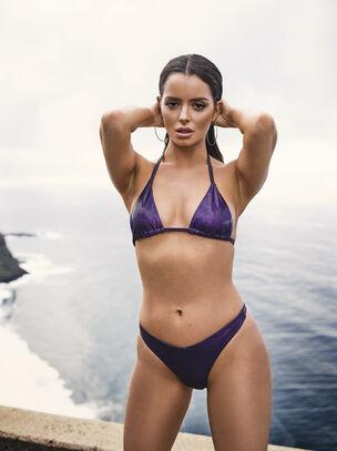 Itsy Bitsy Bikini Top
