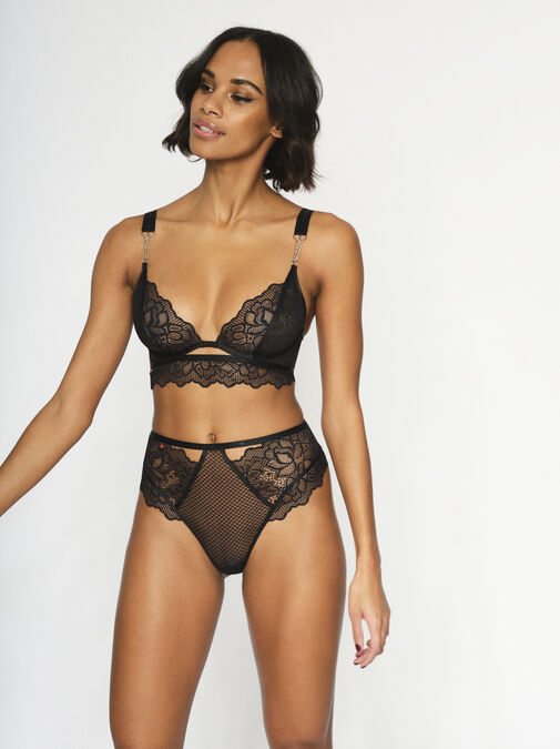 Knickerbox Planet - The Main Attraction Non Padded Bra image number 1.0