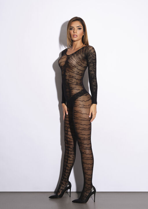 Tiger Lily Bodystocking image number 2.0