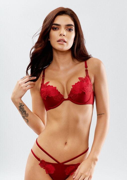 The Sexy Siren Push Up Bikini Top image number 2.0