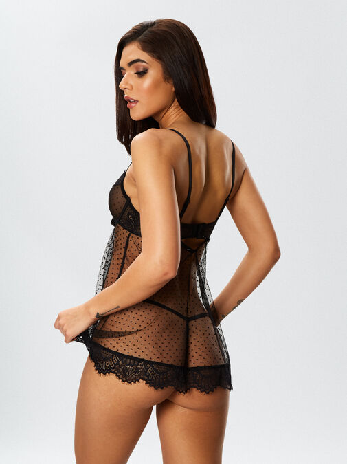 The Boudoir Babydoll image number 1.0