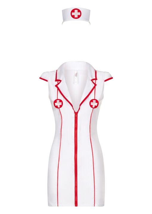 Hospital Hottie Nurse Outfit image number 5.0