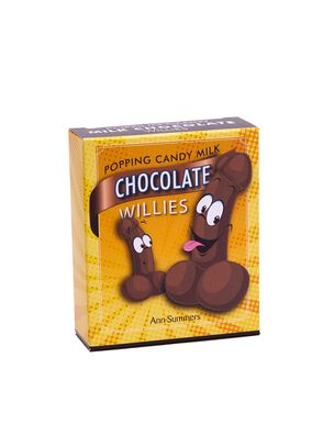 Popping Candy Chocolate Willies