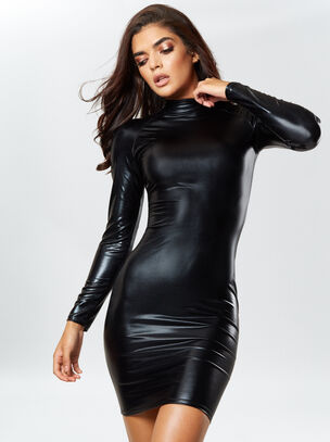 Diva Dominatrix Dress