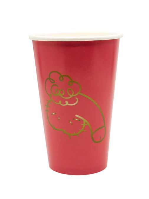 Penis Party Cups image number 3.0
