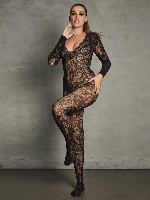 The Supreme Crotchless Bodystocking image number 0.0