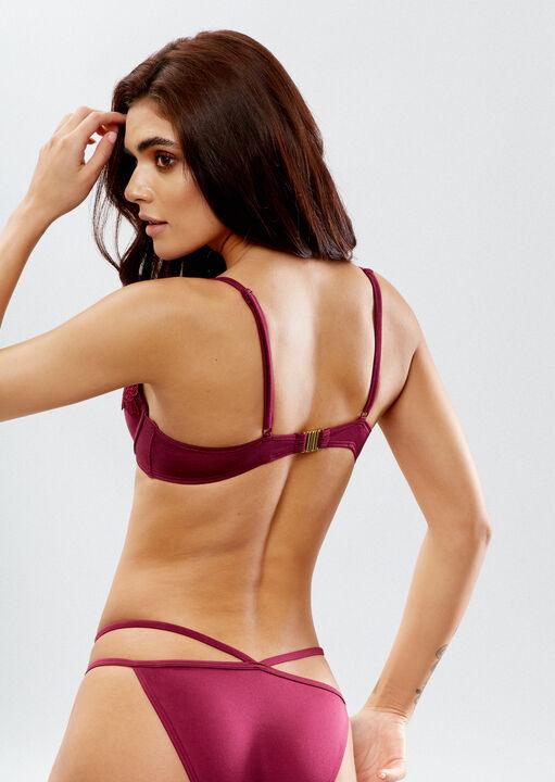 The Sexy Siren Push Up Bikini Top image number 1.0