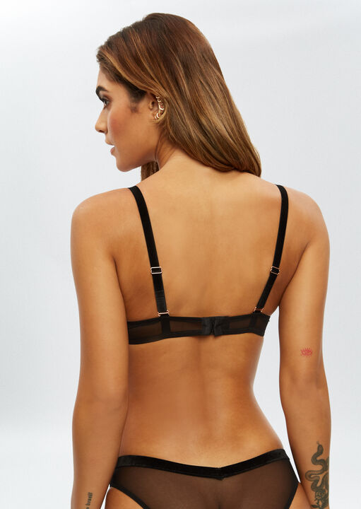 The Entity Plunge Bra image number 1.0