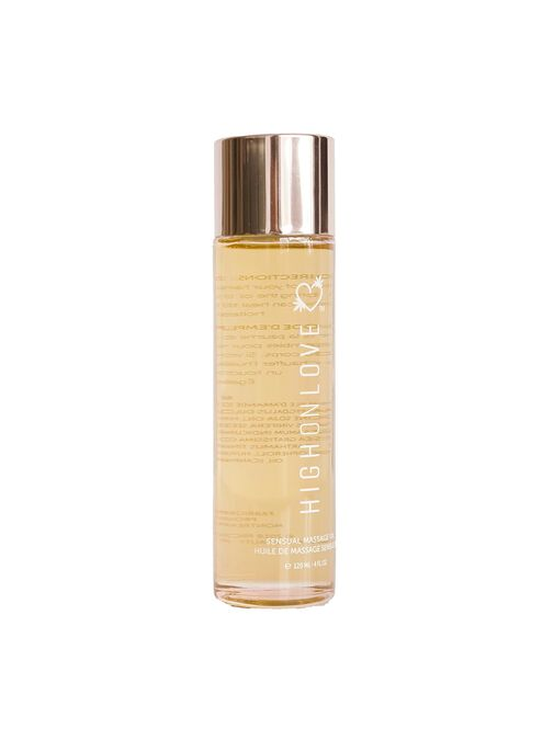 High On Love Lychee Martini Massage Oil image number 1.0