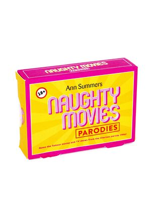 Naughty Adult Parodies Game
