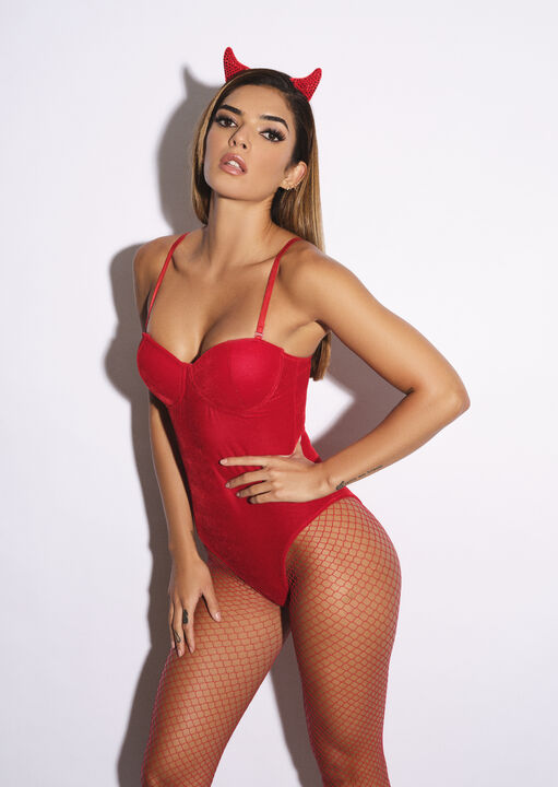 Horny Devil Outfit image number 1.0