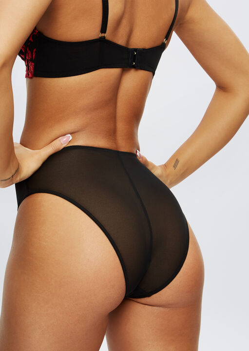 The Hero High Waisted Brief image number 3.0