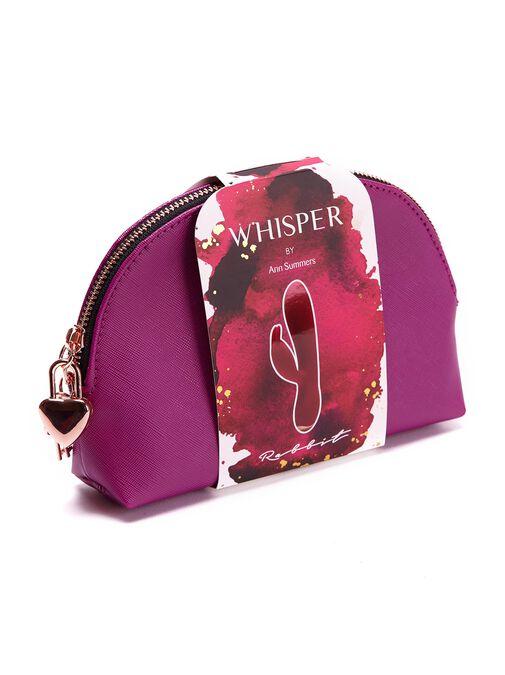 Whisper Quiet G-Spot Petite Rabbit Vibrator image number 8.0