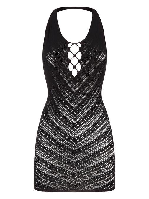 The Sensuous Mini Dress image number 3.0