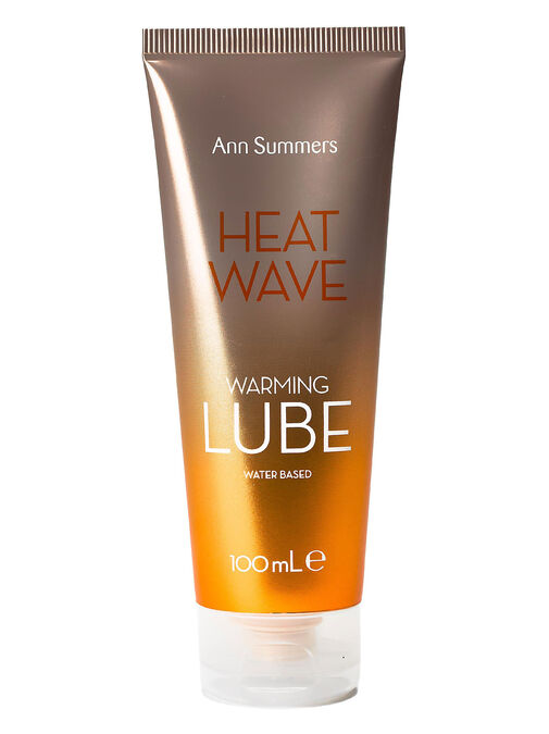 Heat Wave Warming Lube 100ml image number 0.0