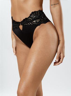 Fiercely Sexy High Waisted Bikini Briefs