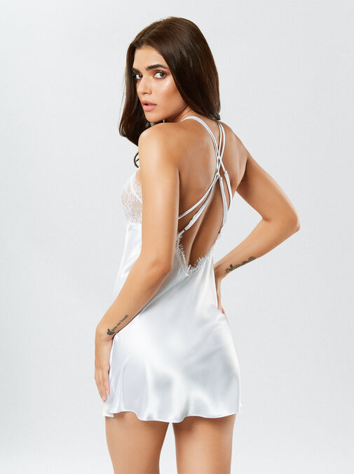 Dreamgirl Chemise image number 1.0