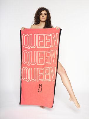 Queen Beach Towel