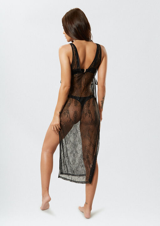 The Glistening Lace Dress image number 1.0
