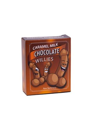 Caramel Chocolate Willies