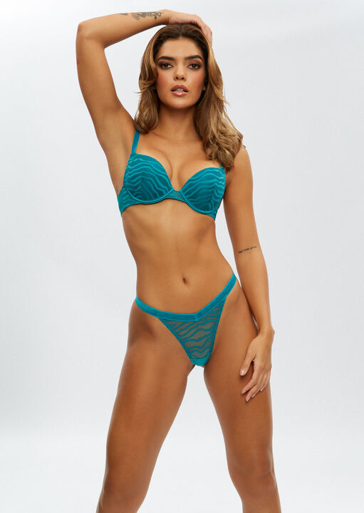 The Entity Plunge Bra image number 0.0