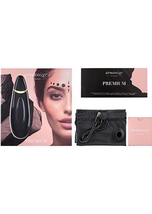 Womanizer Premium Suction Clit Stim image number 4.0