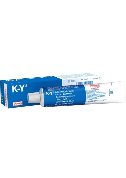 KY Jelly Personal Lubricant 82g image number 0.0