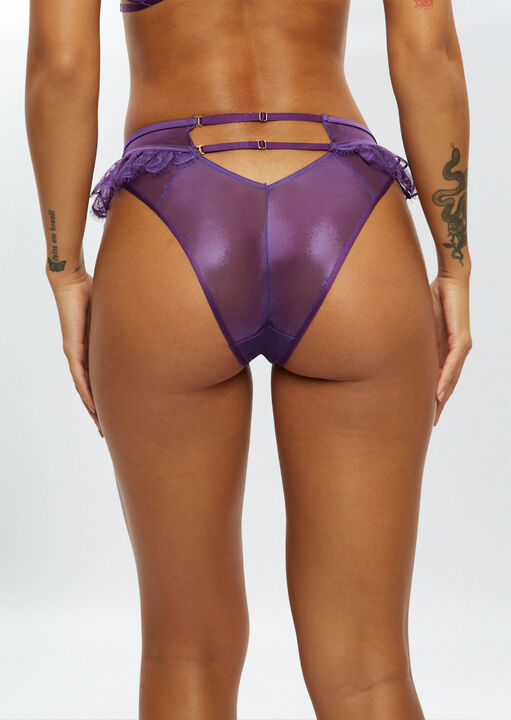 The Understated High Waisted Brief image number 1.0
