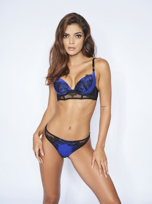The Siren Plunge Bra image number 0.0