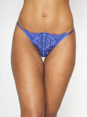 Fiercely Sexy Crotchless String