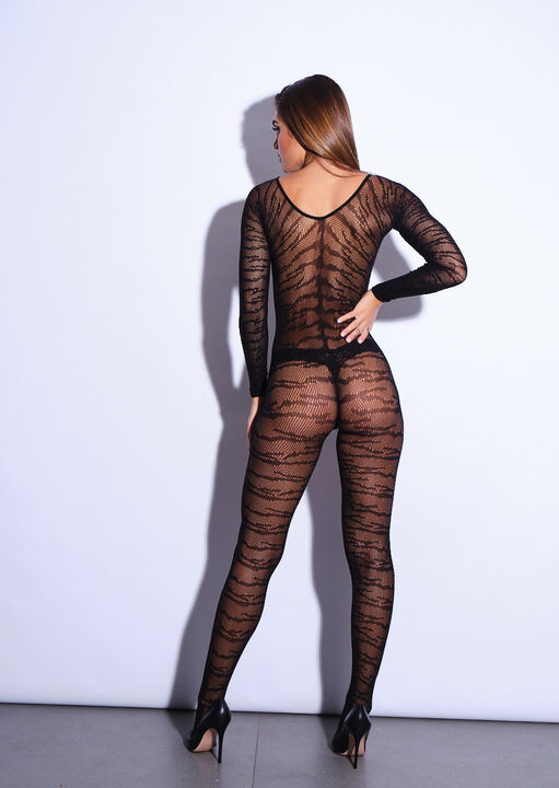 Tiger Lily Bodystocking image number 1.0