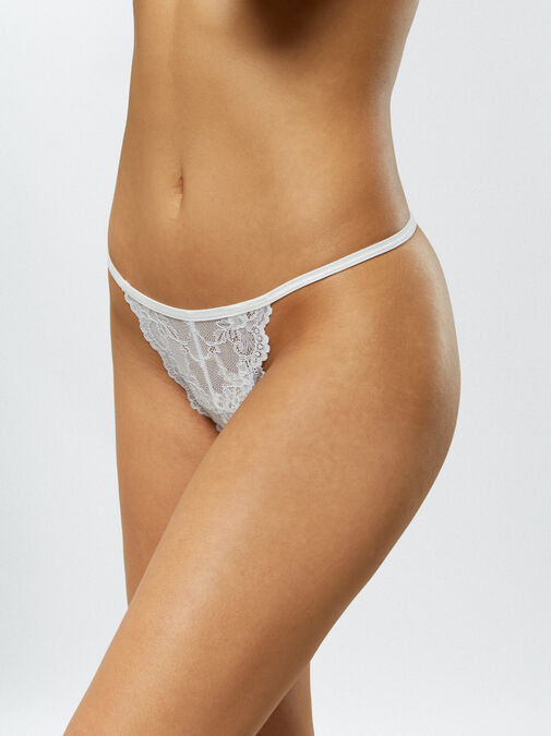 Patrice 3 Pack Crotchless String image number 9.0