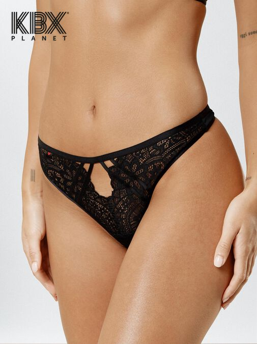 Knickerbox Planet -The Charmer Thong image number 0.0