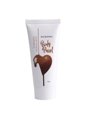 Caramel Flavoured Body Paint 100g