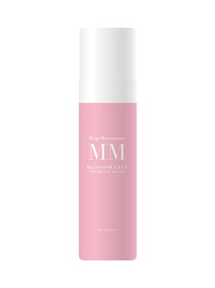 Megs Menopause Blossom Lave Foaming Intimate Wash