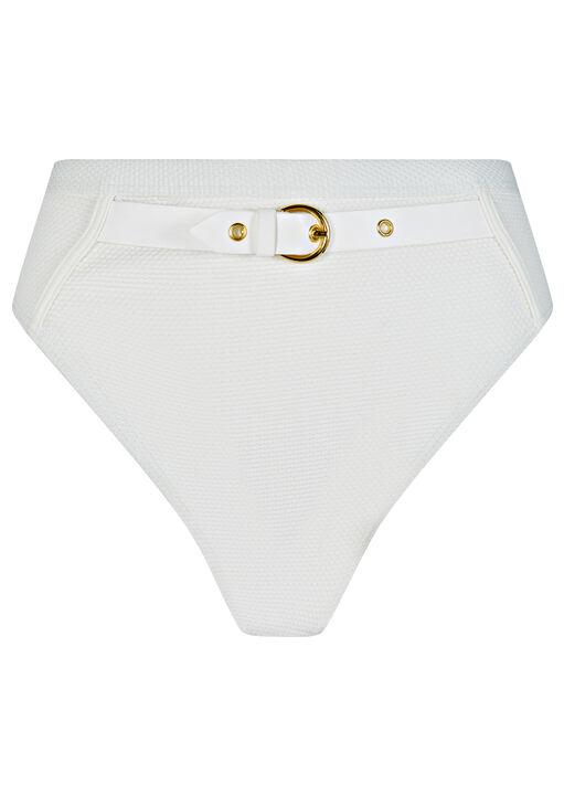 Rimini High Waisted Bikini Bottom image number 4.0