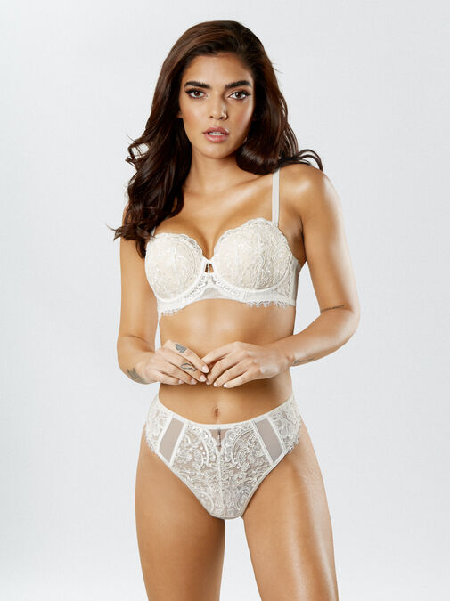 Fiercely Sexy High Waisted Thong  image number 2.0