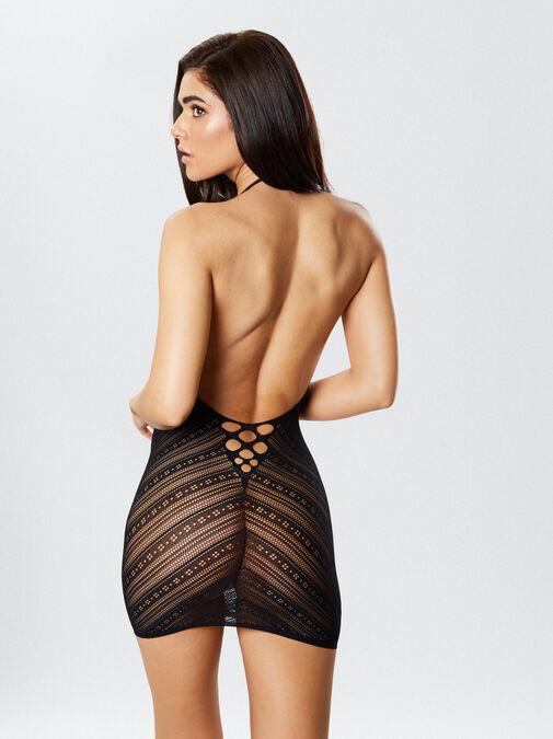 The Sensuous Mini Dress image number 2.0