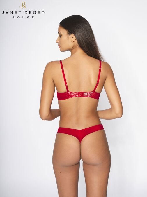 Janet Reger To Love And Be Loved Thong image number 3.0