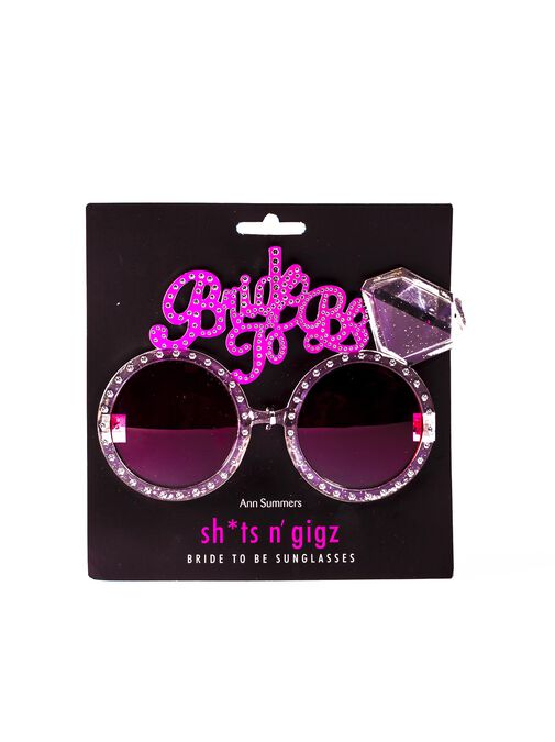 Bride To Be Sunglasses image number 2.0
