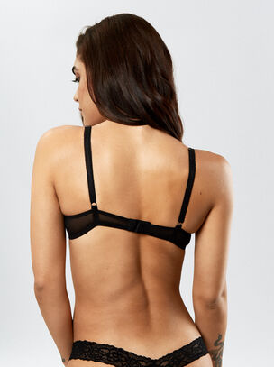 Sexy Lace Push Up Extreme Boost Bra