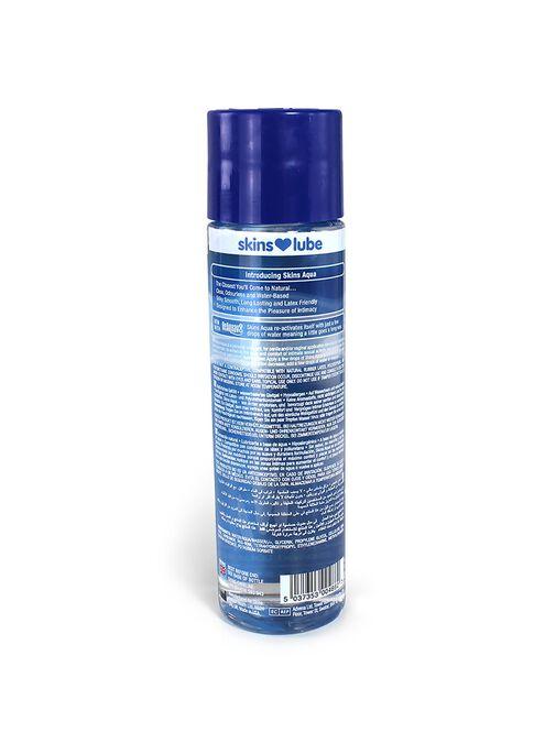Skins Aqua Water-Based Lubricant - 250ml image number 1.0