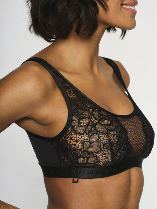 Knickerbox Planet - The Main Attraction Bralette image number 4.0
